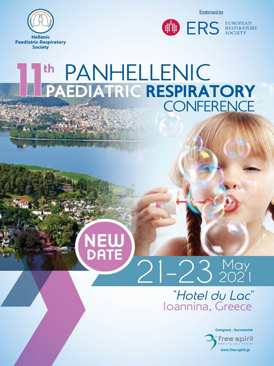 11th Panhellenic Paediatric respiratory Conference