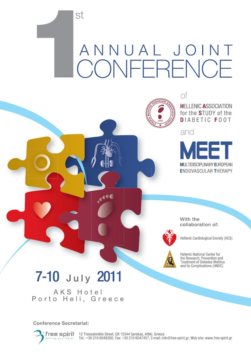 1st Annual Joint Conference