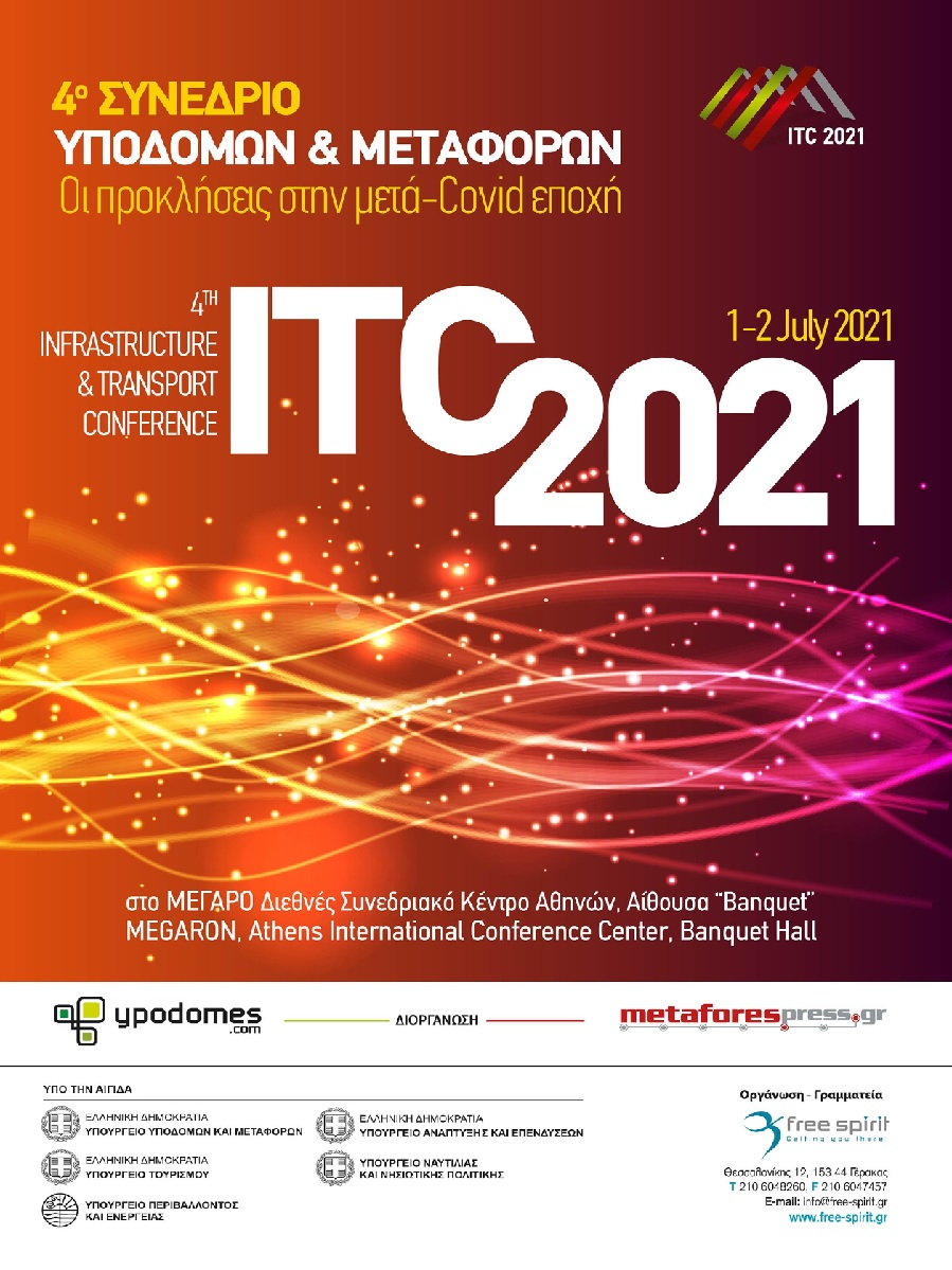 4th Infrastructure & Transport Conference 2020