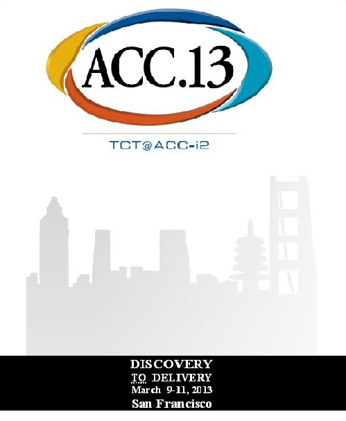 Acc.13 Congress