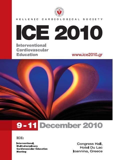 Interventional Cardiovascular Education (ICE) 2010.