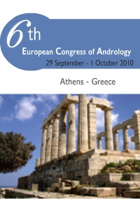 6th European Congress of Andrology.